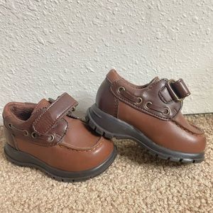 BEVERLY HILLS POLO CLUB INFANT BOAT SHOES NWOT